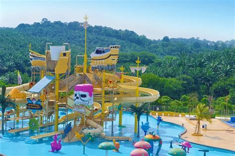 theme park bangi bangi wonderland theme park and resort tourism malaysia