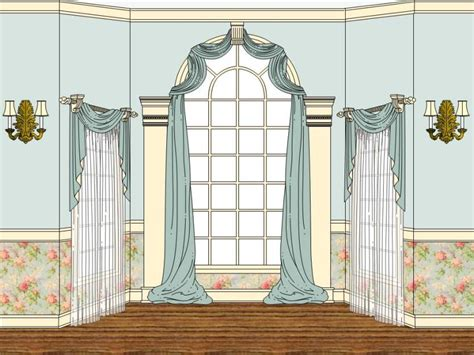 Window Treatments For Arched Windows Arch On Arched Window Treatments Arched