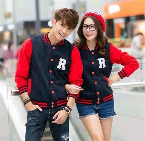 Jkt Qing Merah jaket jakarta models and malang