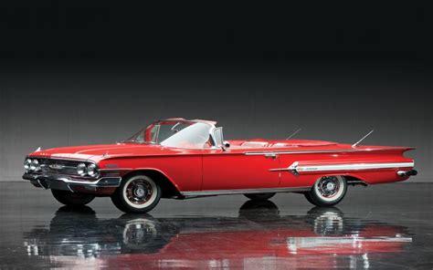 hd chevrolet impala convertible  wallpaper