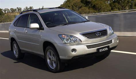 lexus australia lexus australia recalls 2500 cars rx400h is350 affected