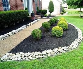 Landscape Decorative Edging 15 Wonderful Garden Edging Ideas With Pebbles And Stones