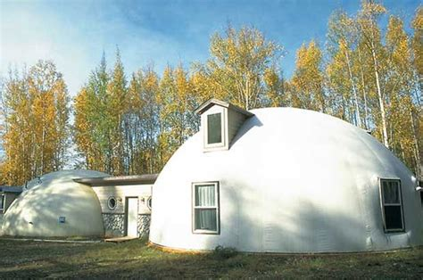 Prefab Tiny House Plans monolithic dome homes one piece ecoshells dome house