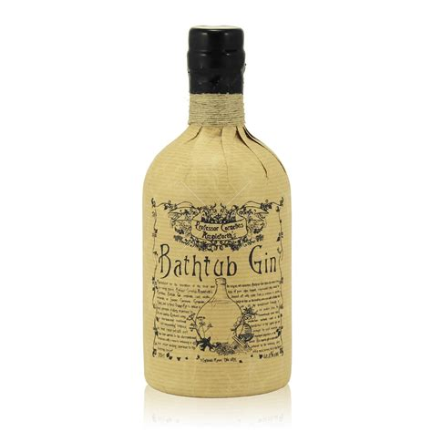 bathtub and gin bathtub gin 0 7l 43 3 vol bathtub gin