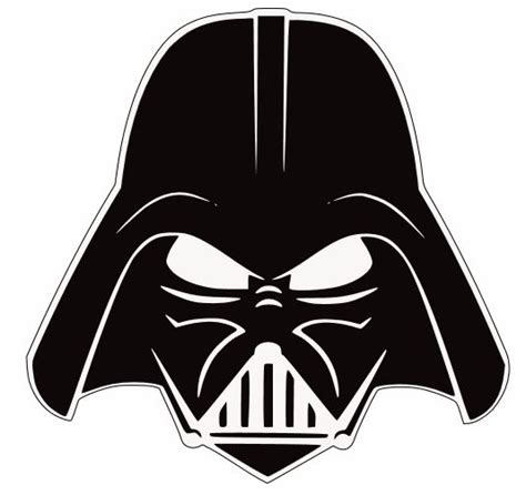 Darth Vader Outline by 25 Best Ideas About Darth Vader On Wars Website Wars Crafts And