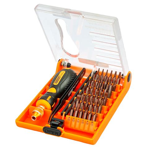 Jakemy 38 In 1 Mini Screwdriver Set Jm 8107 Jakemy 38 In 1 Mini Screwdriver Set Jm 8107 Jakartanotebook