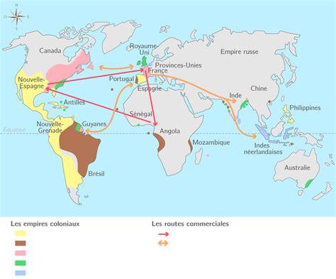 la carte et le 2081365456 compl 233 ter la carte de l europe dans le monde au xviiie si 232 cle exercice fondamental histoire