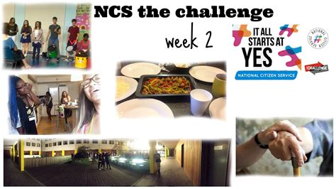ncs the challenge ncs the challenge week 2