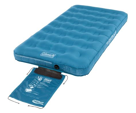 Durable Mattress by Coleman Durable Single Airbed Airbeds Mattresses Sleeping Mats Pads