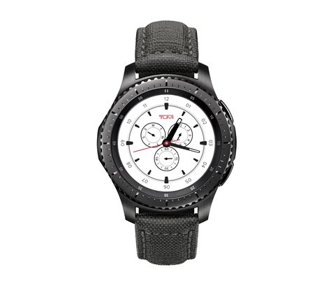 Samsung Edition samsung and tumi collaborate to introduce samsung gear s3