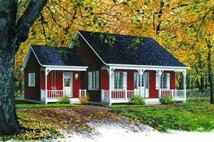 Small Country Homes by Small Country Ranch Farmhouse House Plans Home Design