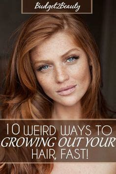10 ways to grow long hair fast 1000 images about hair on pinterest long pixie pixie