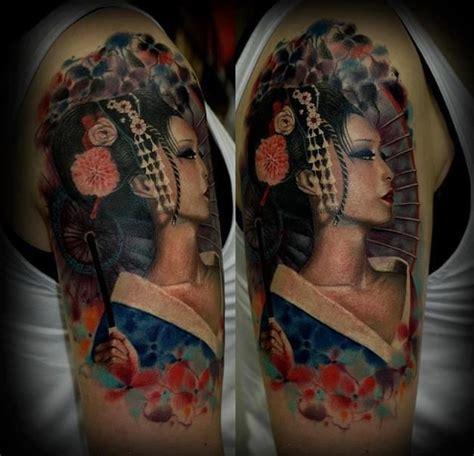 geisha tattoo inspiration by dzikson wildstyle geisha pinterest wildstyle