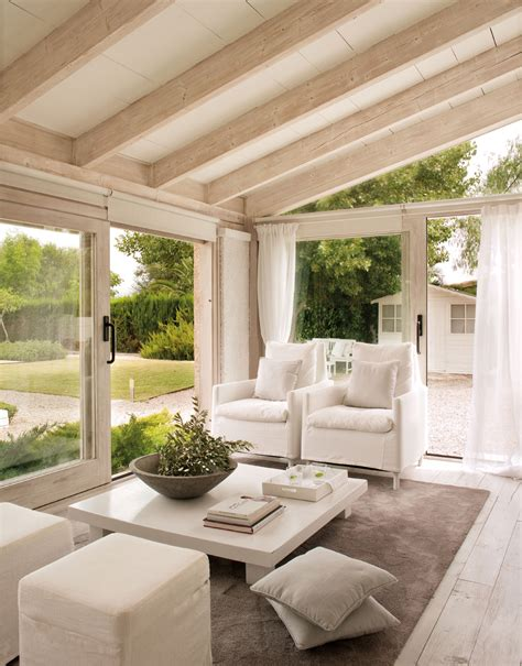 outdoor enclosed rooms this indoor outdoor lounge works well in the many