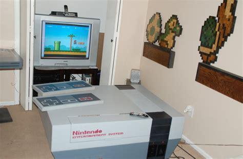 Nintendo Room by Step Into Nintendo Room Things