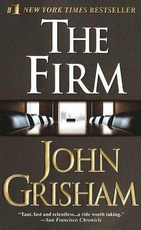 the firm revolution books chronological list of grisham books