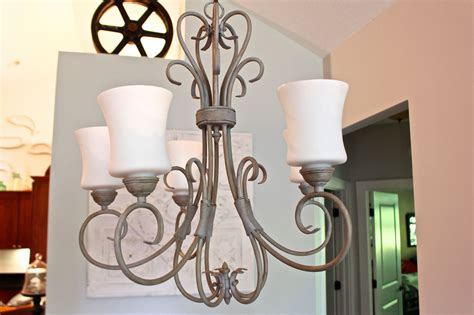 chandelier makeover chandelier makeover with chalk paint 2 bees in a pod