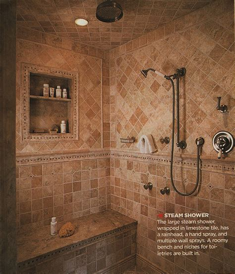 master bathroom shower designs our master bathroom spa shower plans fun times guide