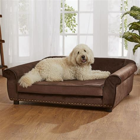 enchanted home pet sofa sofa pet maxcomfort biomedic modern pet sofa bed reviews