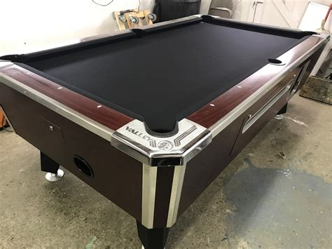 7 bar pool table 7 bar pool tables used coin operated bar pool tables