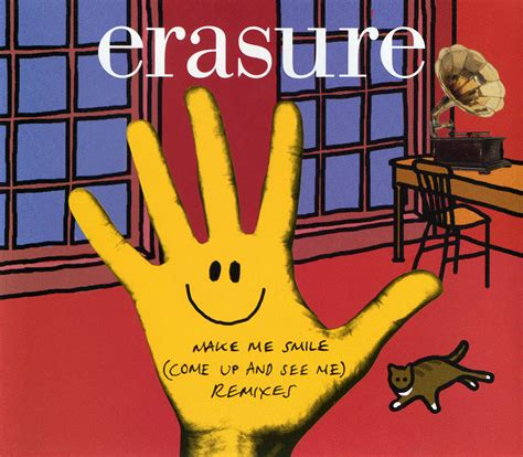 Make Me Up by Make Me Smile Come Up See Me 187 Singles 187 Erasure