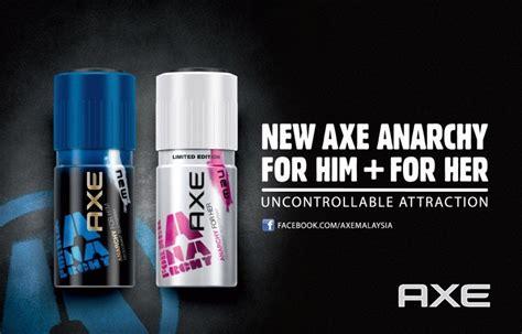 Parfum Axe Anarchy axe lynx anarchy attract for duftbeschreibung