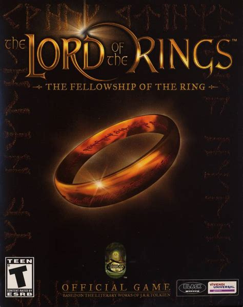 The Terrible Ones Of The Lord the lord of the rings the fellowship of the ring gamespot