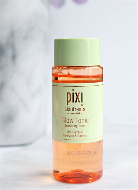 Toner Pixy review is pixi glow tonic worth the hype