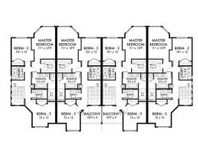 Multi Family House Plans One Story Home Plans Single Family House Plans 1 Floor