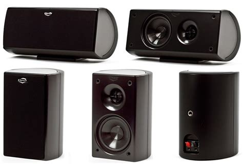 klipsch hd theater 300 sistema de bafles 5 1 6224978