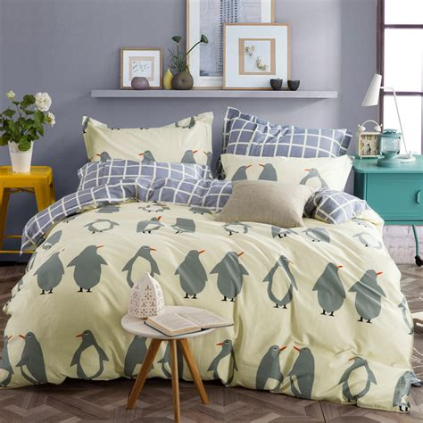 penguin comforter online get cheap penguin comforter set aliexpress com