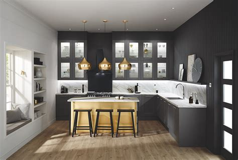 kitchen design trends for 2018 the refined look with