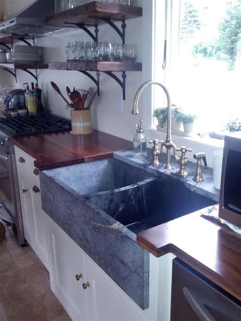 Soapstone Countertops Nh soapstone sinks for the kitchen or bathroom nh me ma seacoast soapstone