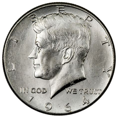 roll of 20 90 silver 1964 kennedy half dollars choice