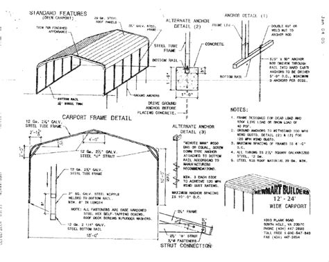 Standard Carport Dimensions carport what is the standard size of a carport