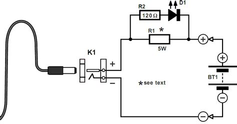 simple charger circuit simple battery charger wiring diagram 28 images simple