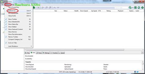 Film Hacker Utorrent   how to increase utorrent download speed hackers elite