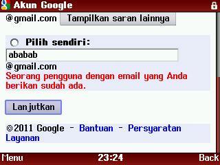 cara membuat email google lewat operamini cara membuat email lewat hp calipowirfan