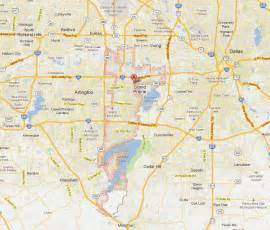 map of grand prairie grand prairie map