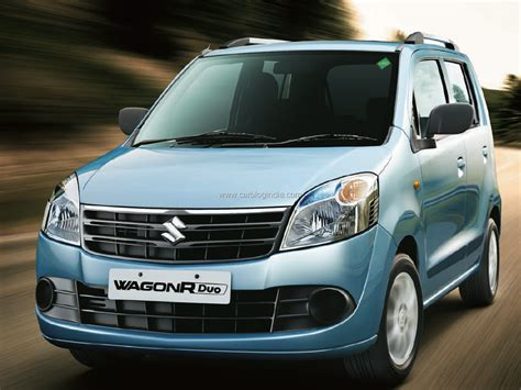 r for car maruti wagon r duo 2011 with lpg launched details price features specs