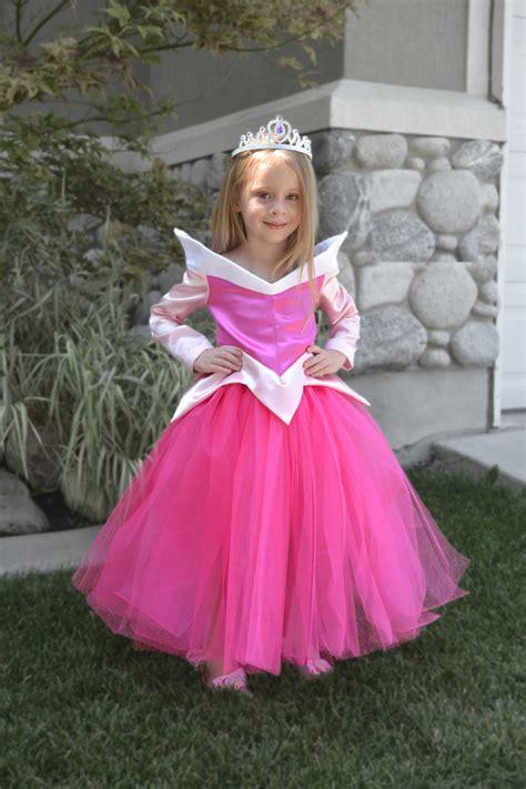 Arora Dress sleeping costume dress princess by bitsnscraps
