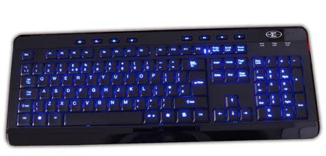 Keyboard Pc Led sumvision indigo led pc keyboard computer blue desktop multimedia usb backlit ne ebay