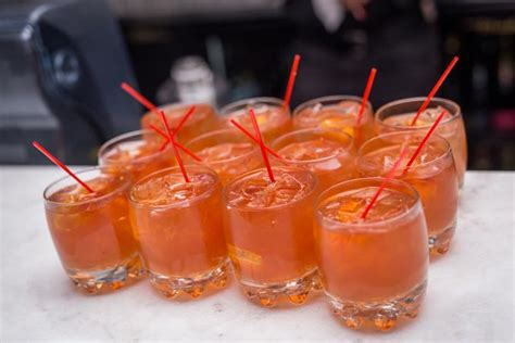 welcome drink what will you serve weddings by malissa
