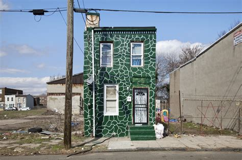 center for home design nj solitary row houses defy the process of decay wired