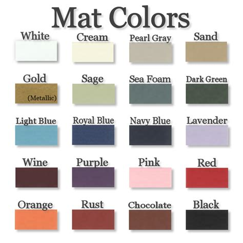 matte colors colouring pages