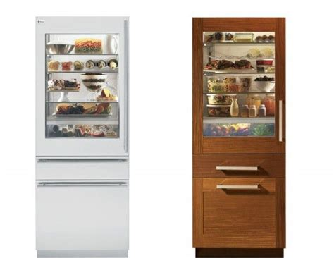 25 best ideas about glass door refrigerator on