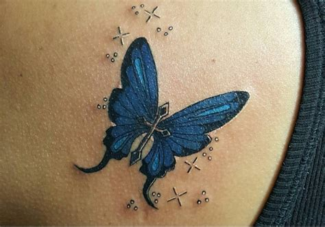 cross butterfly tattoo 45 cross designs ideas design trends premium