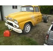 1958 GMC 1 Ton Dually Truck Running Stovebolt Stove Bolt