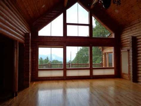 log home for sale in the carolina mountains near