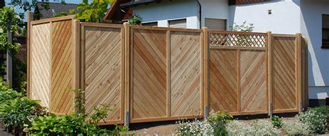 Terrasse 1 Meter Hoch by Der Sichtschutzzaun Und Das Nachbarschaftsrecht